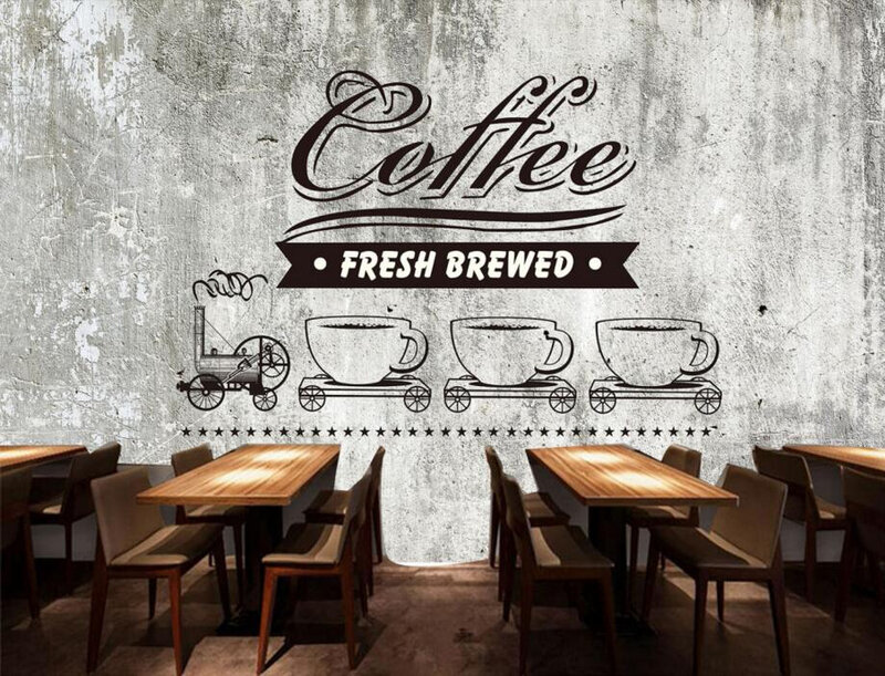 Custom-food-shop-wallpaper-Old-cement-wall-coffee-3D-retro-murals-for-the-cafe-restaurant-hotel