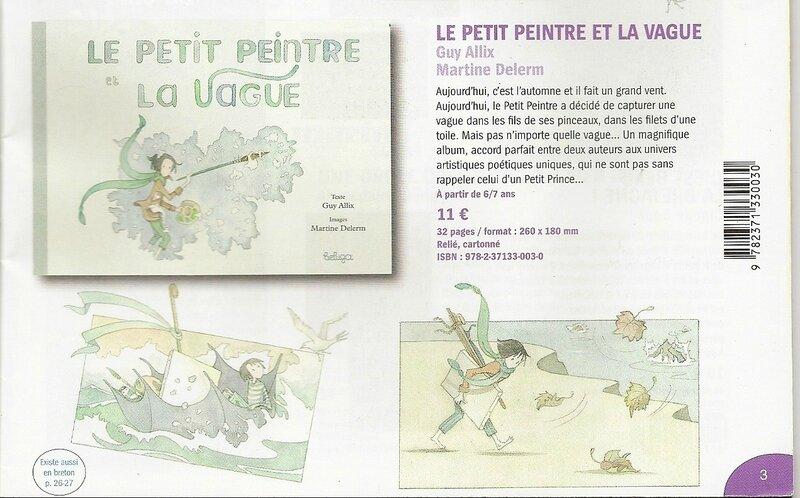 Extrait catalogue Coop Breizh Beluga