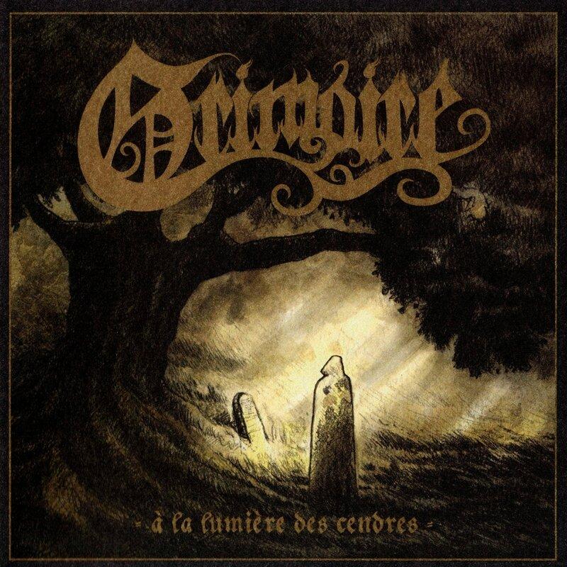 Grimoire - 2011 - A La Lumiere des Cendres 1 Front