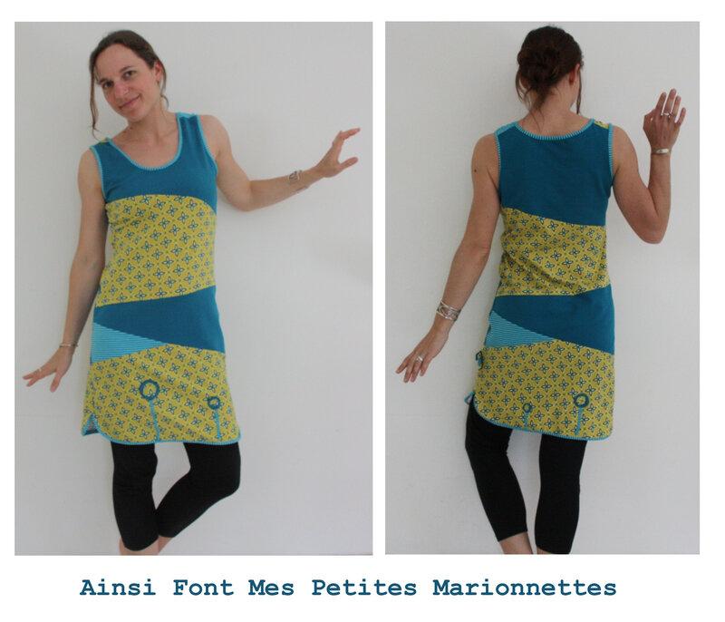 robe asymetrique 4