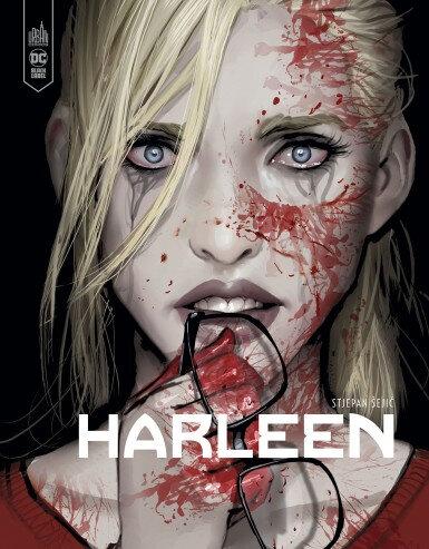 black label harleen