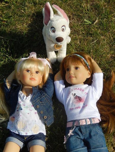 Galina et Rose, Kidz n Cats