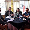37 La famille de Mendoza, retrouvailles à Puerto Madryn