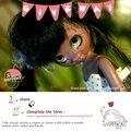 Nympheas dolls 2014 anniversary ! le 2e ^^