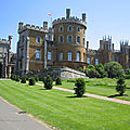 Belvoir castle - royaume-uni