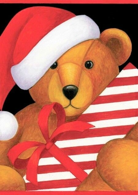 stephanie stouffer-christmas-teddy-bear