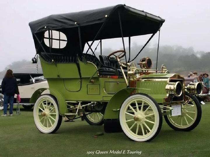 1905 – Queen Model E Touring