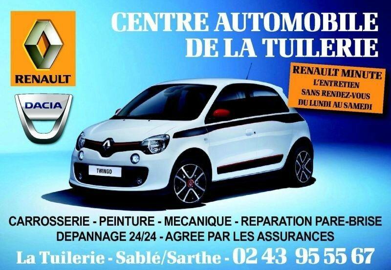 023 Renault Sablé
