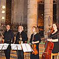27 - le quatuor à cordes de l'orchestre de chambre du conservatoire de Greve in Chianti