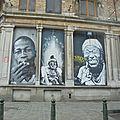 Street art bruxellois