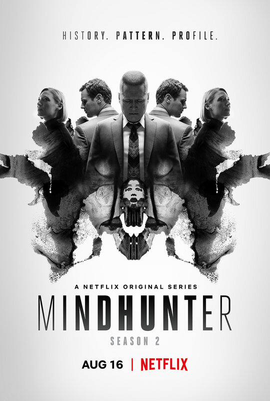 Mindhunter S2 poster
