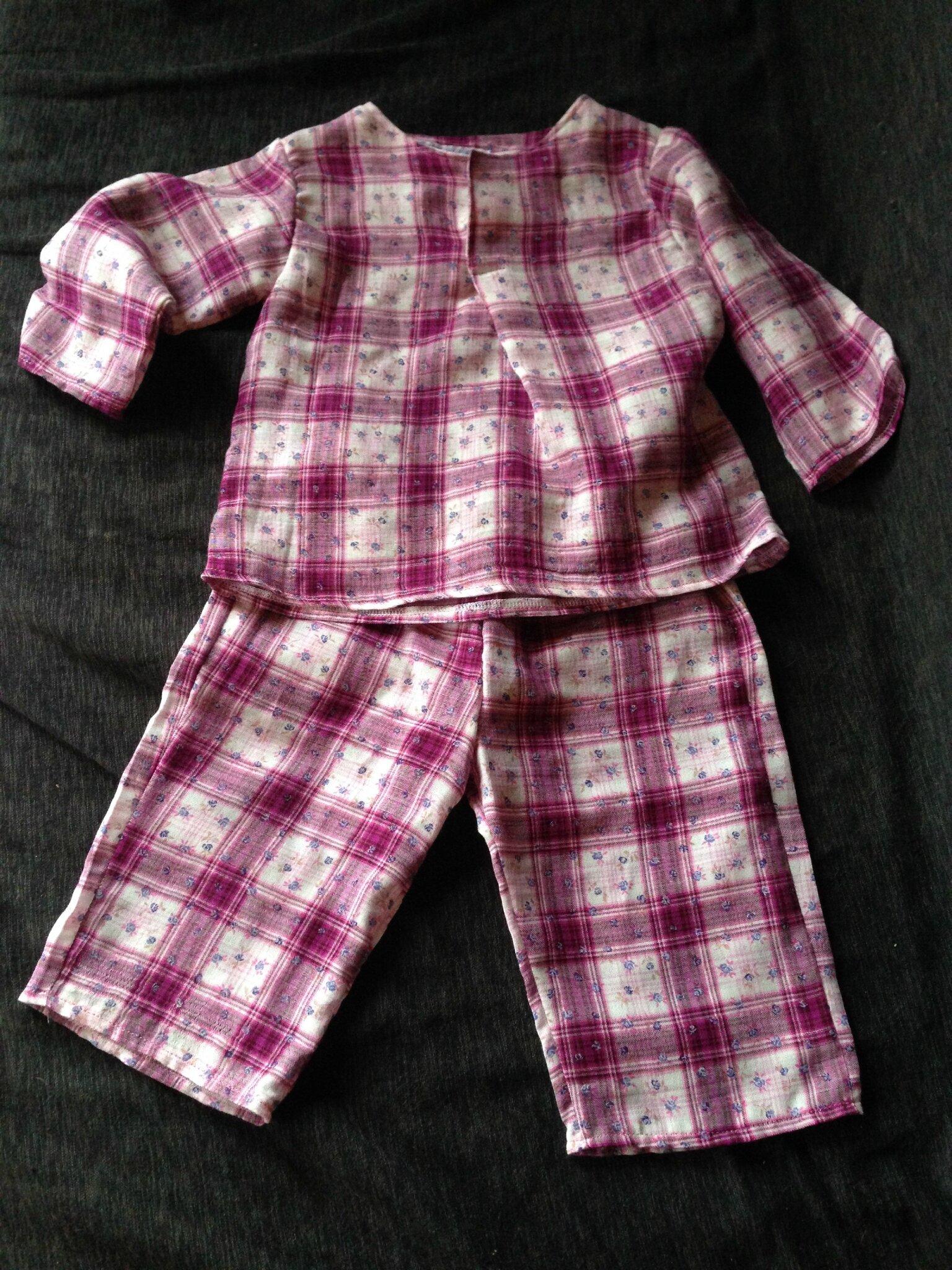 Blouse boutonnée + pantacourt = nouveau pyjama léger !