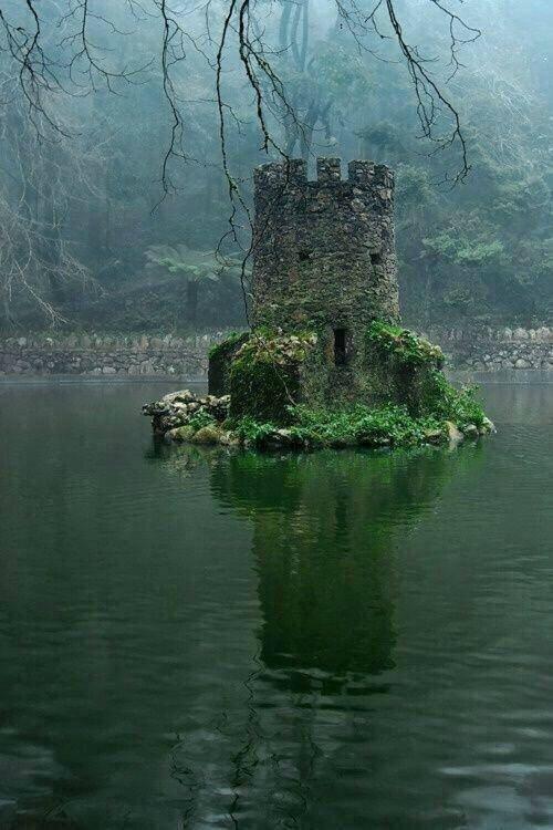 Un chateau celtique