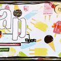 Bibine sketch 6 Juillet 2010 des Poulettes