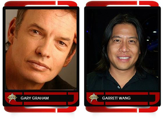 Star Trek Renegades Gary Graham Garett Wang Harry Kim