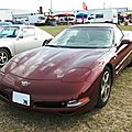 Chevrolet corvette c5 convertible (1998-2004)