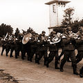 Marche de Soldats à Biarritz