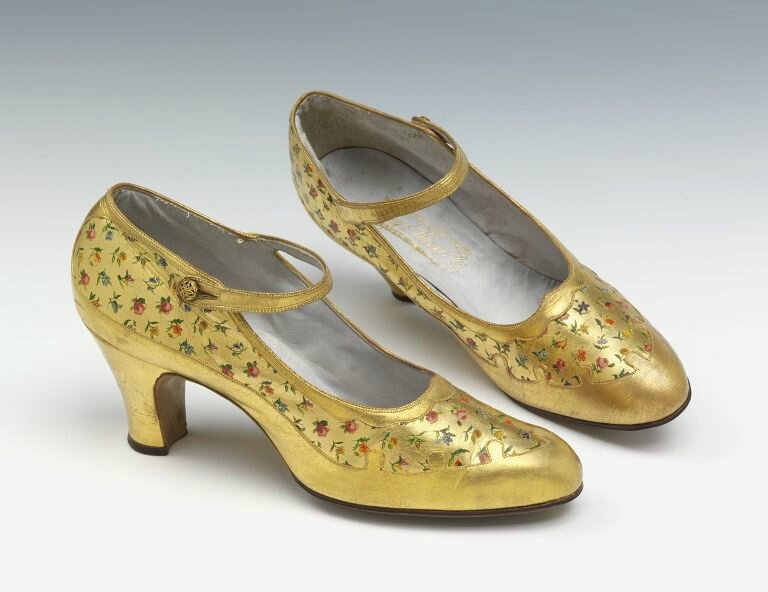 Chaussure Lilley and Skinner, 1925, V&A Museeum