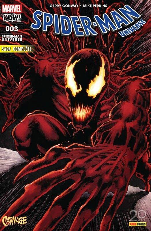 spiderman universe V3 03 carnage