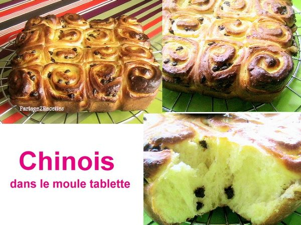 chinois moule tabeltte