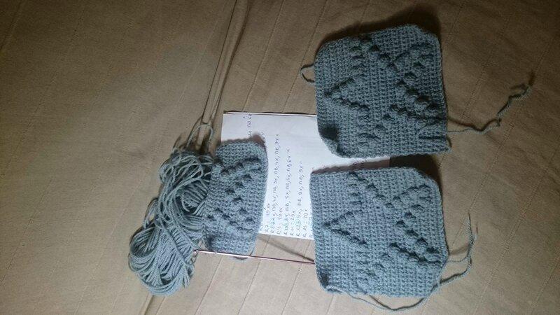 etoile crochet