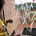 Activite pour enfant : peinture sur fenetre