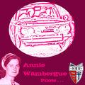 Annie wambergue... pilote francaise sur nsu