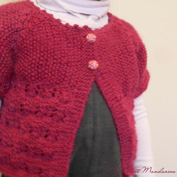 Peni kids tricot porté