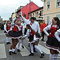 2015-Les carnavals d'Alsace le 20 février.Saverne, Bischheim,