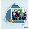Pages photo unique