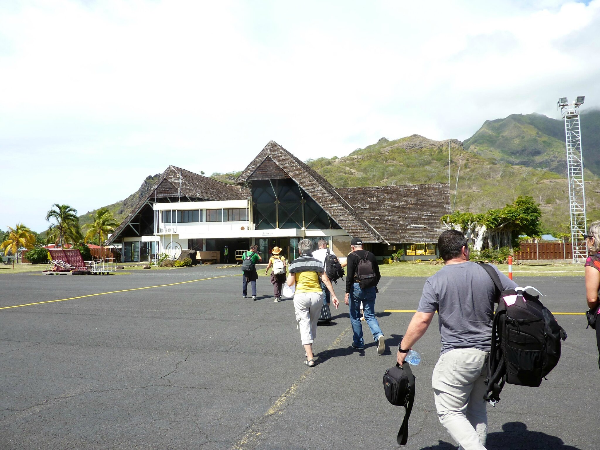 J0 : Direction Moorea ! (Le jour le plus long ?) (1)