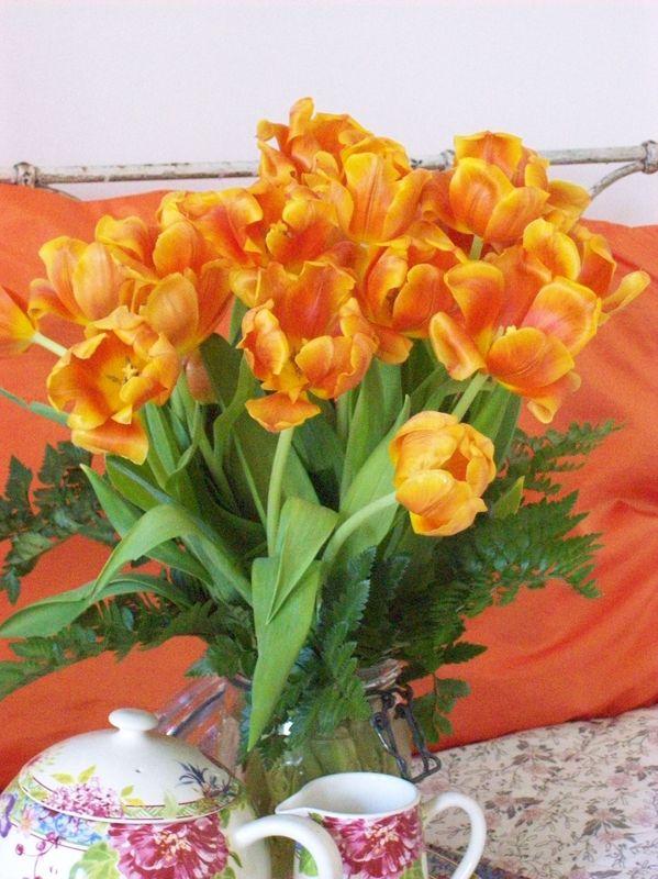 bouquet offert
