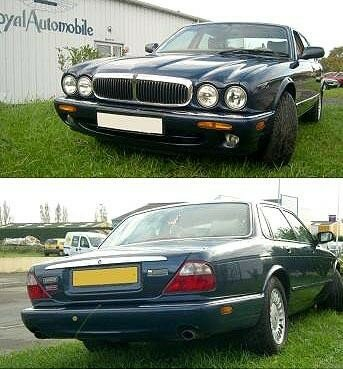 JAGUAR - XJ8 - 4.0L Sovereign - 1999