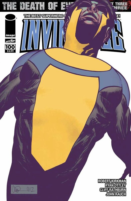 invincible 100 adlard