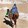C mes voyages : egypte, désert blanc, 2003. suite.