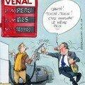 Décembre 2007 : Le prix des carburants