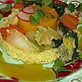 legumes marines & riz cumin/dans sportmania