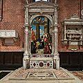 Save venice inc. restores titian's madonna di ca' pesaro