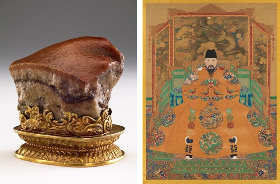 The Art Gallery of New South Wales exhibits treasures from the National Palace Museum, Taipei