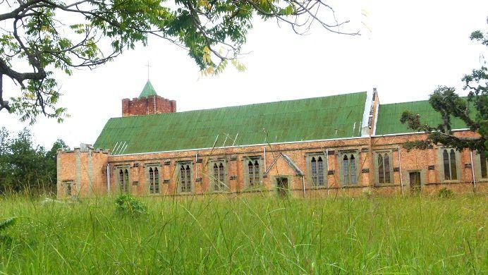 06-Livingstonia, l'église de la mission