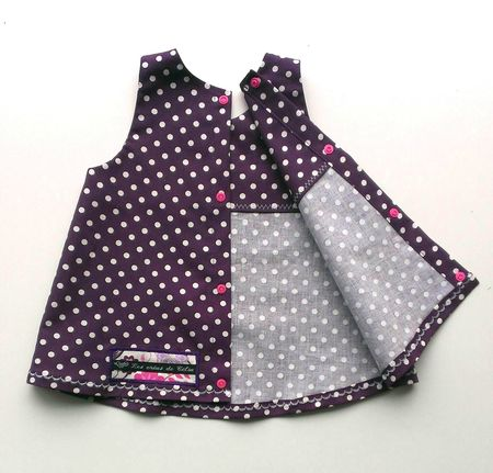 robe trapèze 042