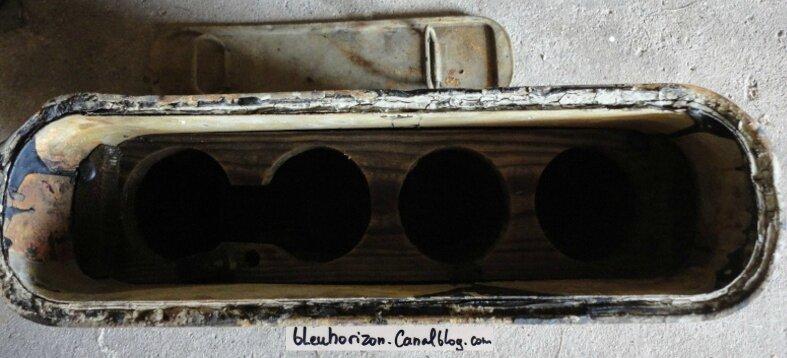 rack pour caisse de minen 7,6 cm