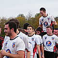 12-13, juniors x St-Junien, 17 novembre