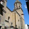 Eglise St-Jacques le Majeur-Puente la Reina