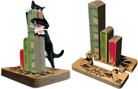 Cat_Skyscraper_Scratching_Post_building_godzilla_attack_kitty