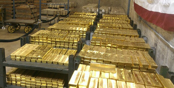 Raw gold powder and ingot trade en 2021