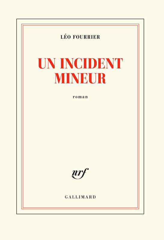 INCIDENT MINEUR
