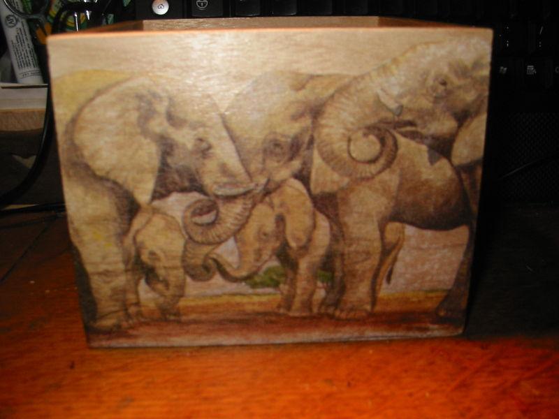 boite elephant