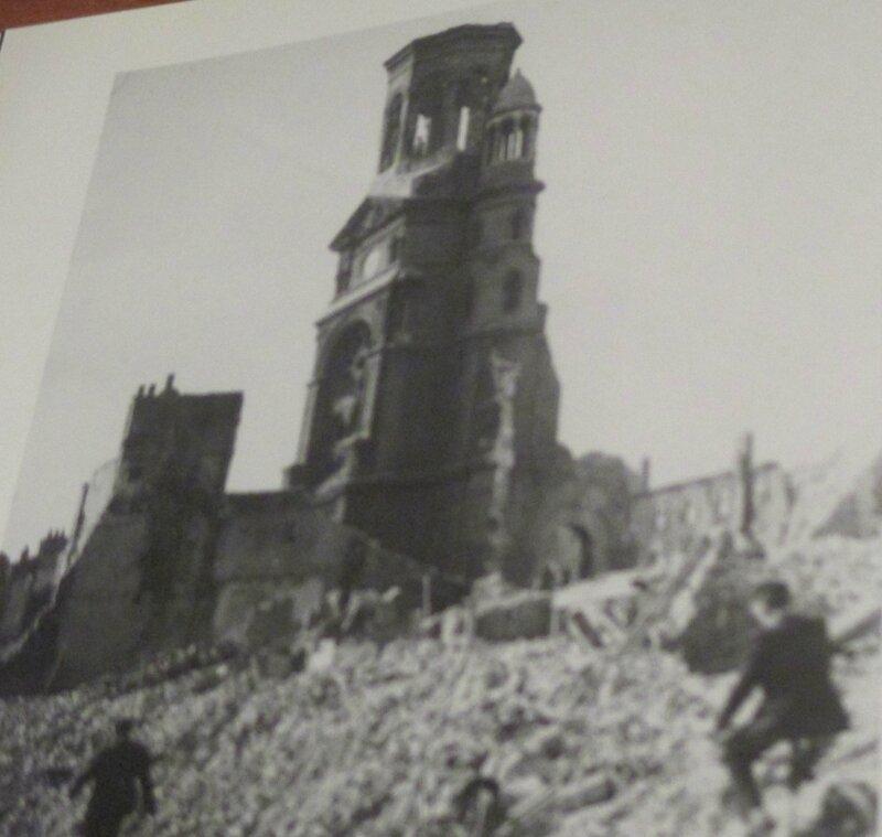 Ruines Hôtel de ville