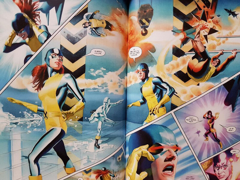 100% marvel x-men les origines 02 jean grey